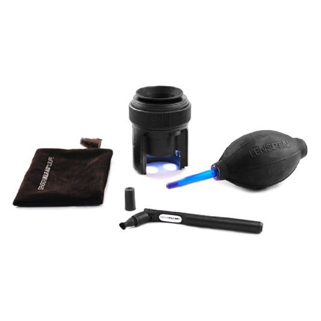 LENPSEN New SensorKlear Loupe Kit