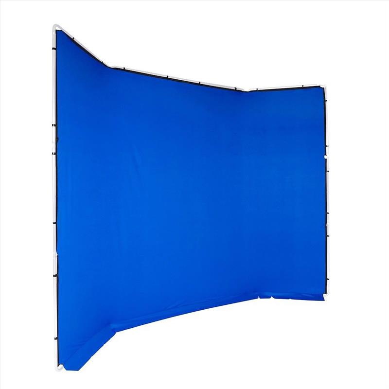 Manfrotto ChromaKey FX 4x2.9m Backgr. Cover Blue