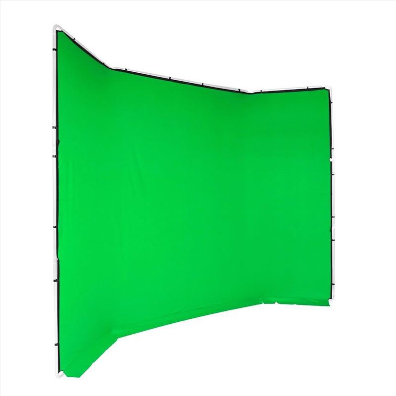 Manfrotto ChromaKey FX 4x2.9m Backgr. Cover Green