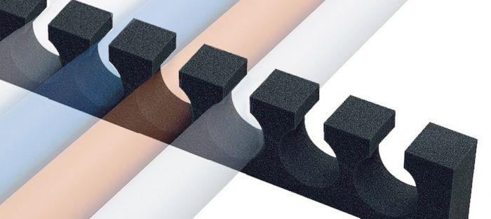 Colorama Colorgrip Foam Paper Background Storage S
