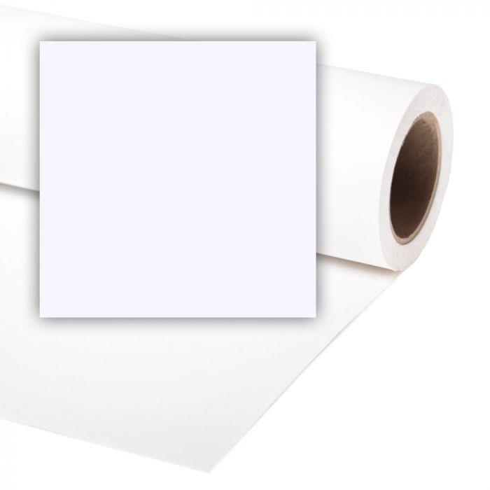 Colorama Paper Background 3.55 x 30m White