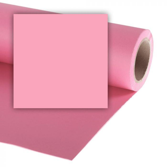 Colorama Paper Background 1.35 x 11m Carnation