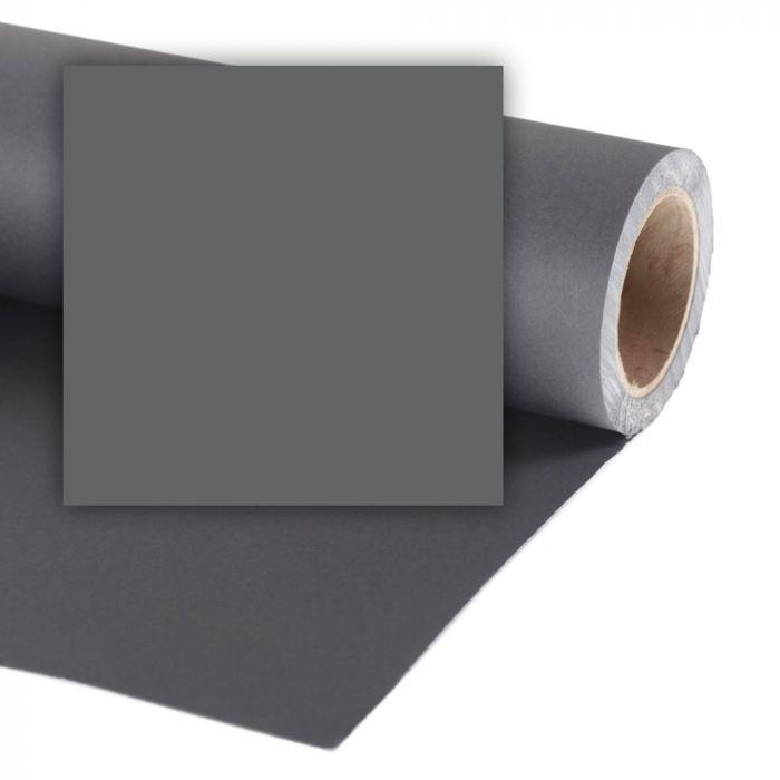 Colorama Paper Background 2.72 x 25m Charcoal