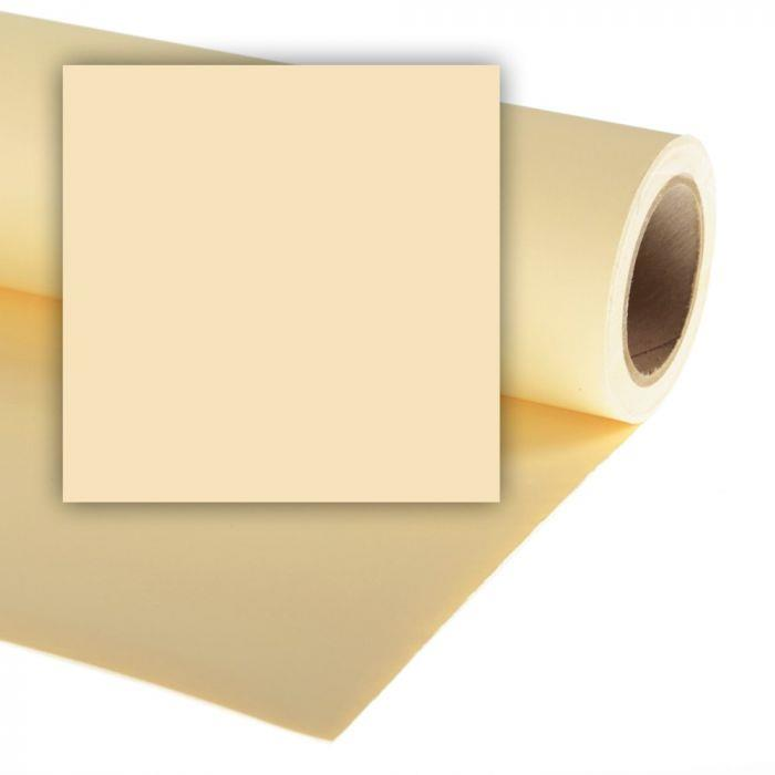 Colorama Paper Background 2.72 x 11m Chardonnay