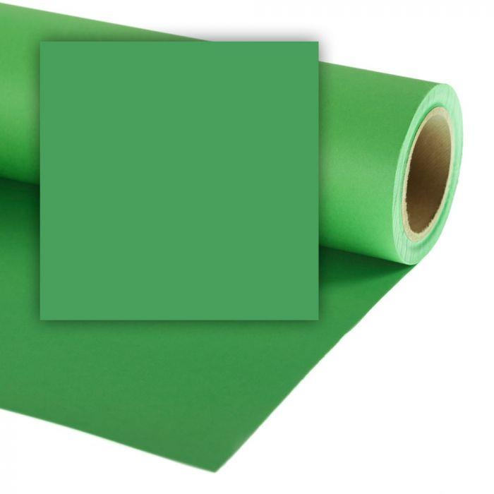 Colorama Paper Background 2.72 x 11m Chromagreen