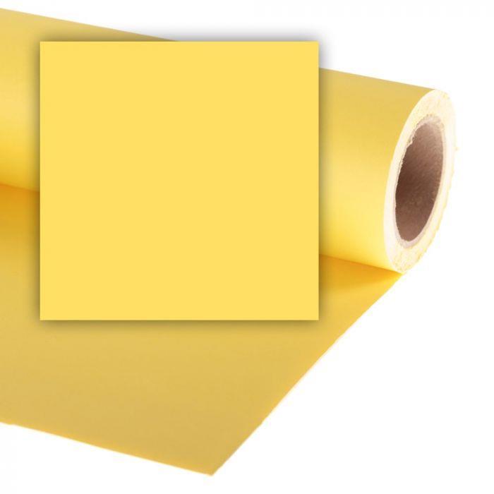 Colorama Paper Background 1.35 x 11m Dandelion