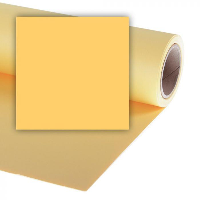 Colorama Paper Background 1.35 x 11m Maize