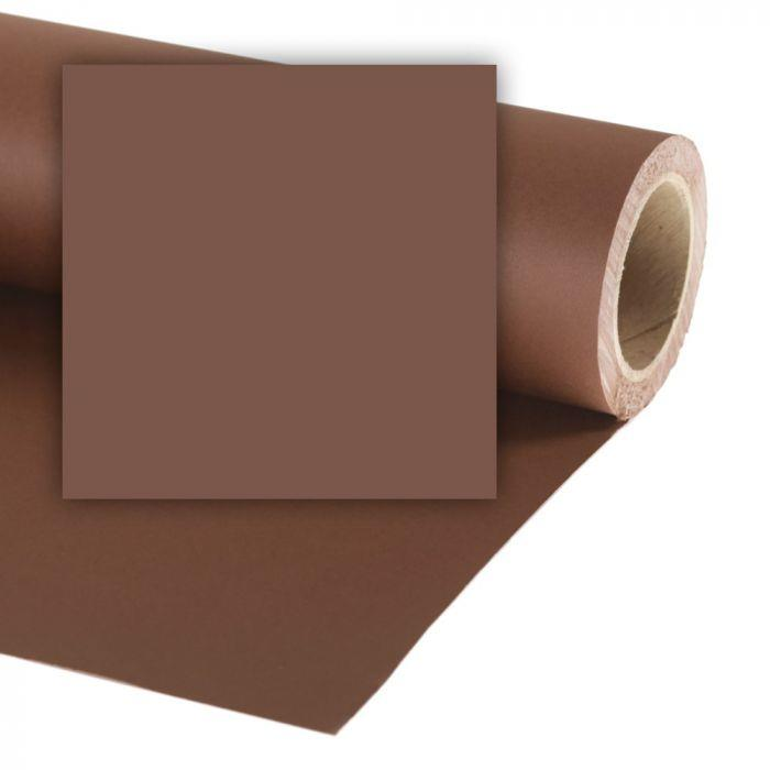 Colorama Paper Background 2.72 x 25m Peat Brown