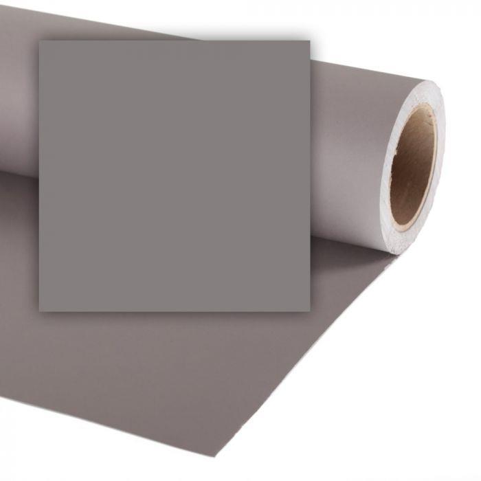 Colorama Paper Background 2.72 x 25m Smoke Grey