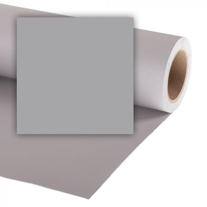 Colorama Paper Background 1.35 x 11m Storm Grey