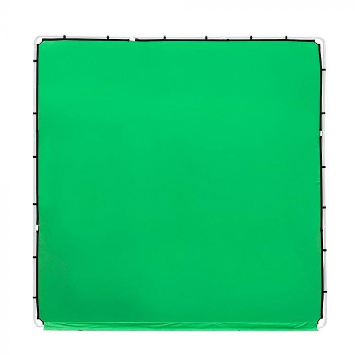 Lastolite StudioLink Chroma Key Green Cover 3 x 3m