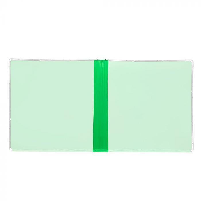 Lastolite StudioLink Chroma Key Green Con. Kit 3m