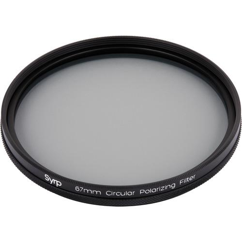 Syrp Small Circular Polarising Filter 67mm,58/52mm