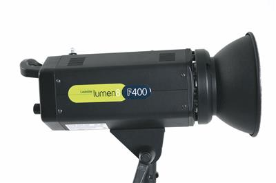 Lastolite Lumen8 Single Flash Head F400 EU