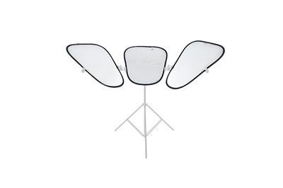 Lastolite Triflector MKII Set of 3 Silver/White Pa