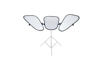 Lastolite Triflector MKII Frame + Silver/White Pan