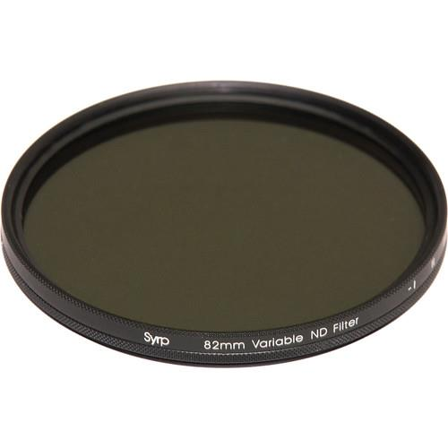 Syrp Large Variable ND Filter 82mm, 77/72mm adap