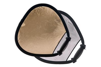 Lastolite Trigrip Reflector Mini 45cm Sunfire/Silv