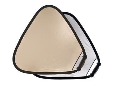 Lastolite Trigrip Reflector 75cm Sunlite/Soft Silv