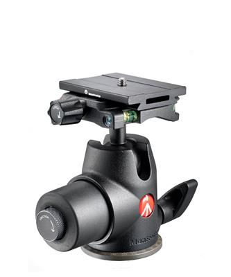 Manfrotto Hydrostatic Ball Head with Top Lock Quic