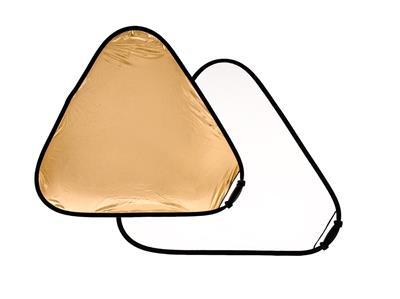 Lastolite Trigrip Reflector Large 120cm Gold/White