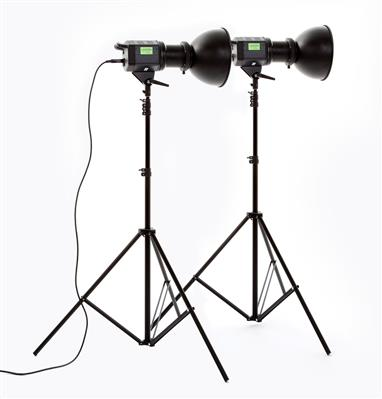 Lastolite RayD8 C5600 Kit + 2 Stands EU