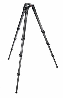 Manfrotto MPRO Carbon Fibre 3-Stage Video Tripod
