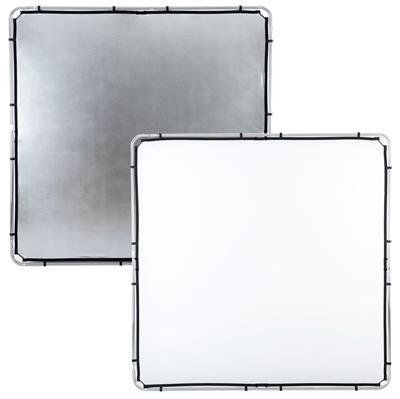 Lastolite Skylite Rapid Fabric Large 2 x 2m Silver