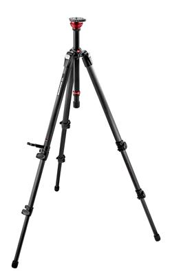 Manfrotto MDEVE MagFibre Video Tripod