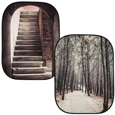 Lastolite Perspective Background Steps/Trees