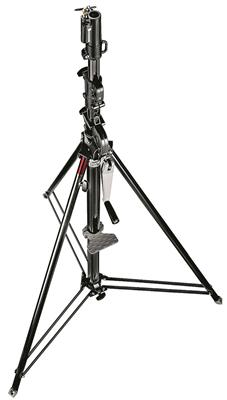 Manfrotto Wind Up Photo Stand 3-Section with Geare