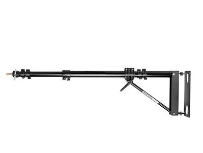 Manfrotto Black Short Wall Boom (Stand Not Include