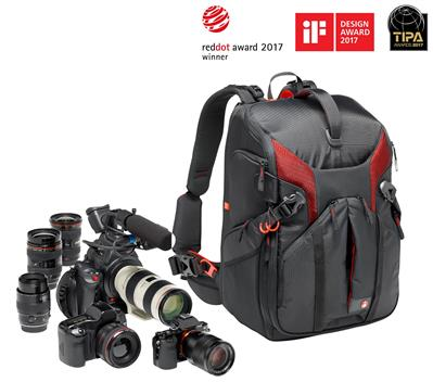 Manfrotto Pro Light camera backpack 3N1-36 for DSL