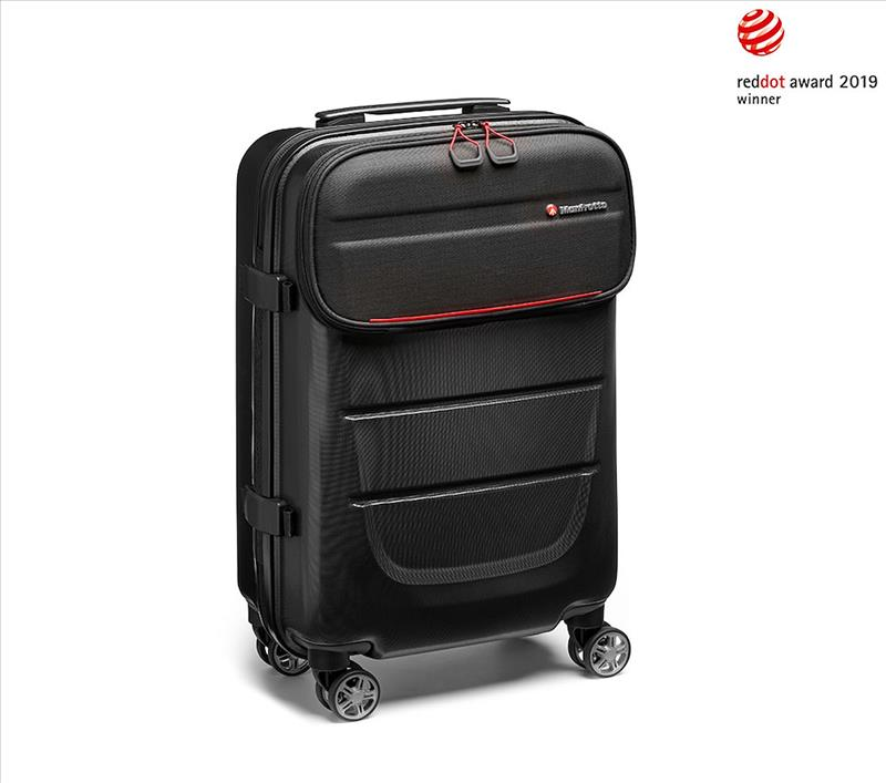 Manfrotto Pro Light Reloader Spin-55 carry-on came