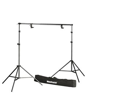 Manfrotto Photo stand, Support, Bag and Spring, Co