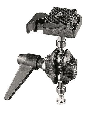 Manfrotto Tilt-Top Head With Quick Plate