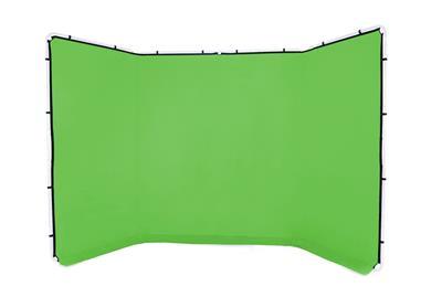 Lastolite Panoramic Background Cover 4m Chroma Key