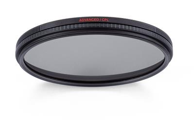 Manfrotto Advanced Circular Polarising Filter 46mm