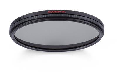 Manfrotto Advanced Circular Polarising Filter 55mm