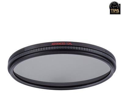 Manfrotto Advanced Circular Polarizing Filter 77mm