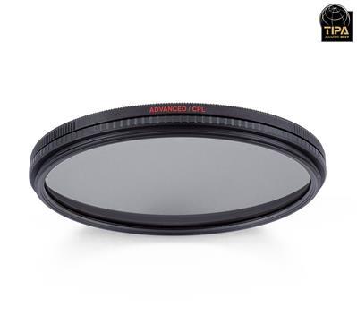 Manfrotto Advanced Circular Polarizing Filter 82mm