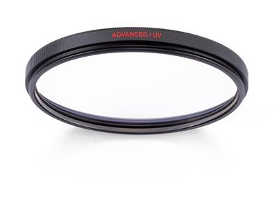 Manfrotto Advanced UV Filter with 62mm diameter