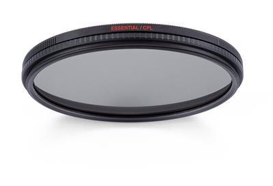 Manfrotto Essential Circular Polarising Filter 55m