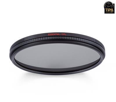 Manfrotto Essential Circular Polarizing Filter 77m
