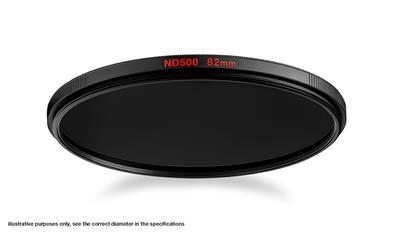 Manfrotto Neutral Density 500 Filter with 72mm dia