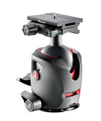Manfrotto 057 Magnesium Ball Head with Top Lock Qu