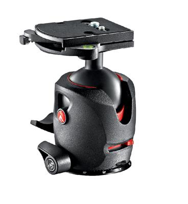 Manfrotto 057 Magnesium Ball Head with RC4 Quick R
