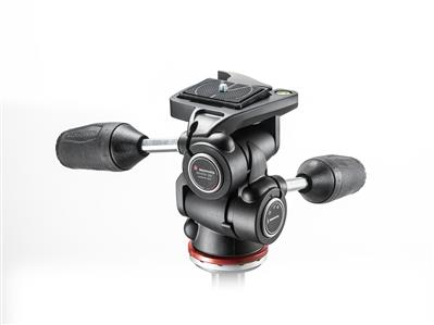 Manfrotto 3 Way Tripod Head Mark II in Adapto with