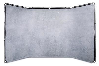 Lastolite Panoramic Background 4m Limestone