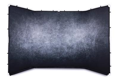 Lastolite Panoramic Background Cover 4m Granite